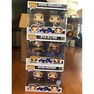 SNL Funko POP 2 Packs Bundle
